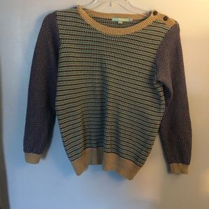 Boden knitted houtchpouch sweater 10